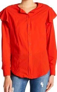 NWT Current/Elliott The Ashley Shirt Size 1 (S)